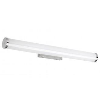 RABALUX 2107 | Sonja-RA Rabalux fali lámpa 1x LED 450lm 4000K IP44 króm, fehér