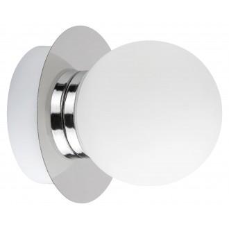RABALUX 2110 | Becca-RA Rabalux fali, mennyezeti lámpa 1x G9 IP44 króm, fehér