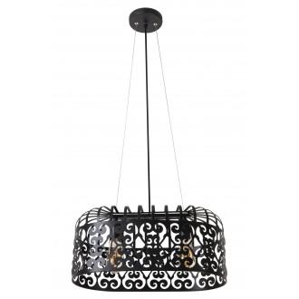 RABALUX 2157 | AlessandraR Rabalux függeszték lámpa 2x E27 matt fekete