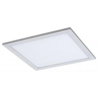 RABALUX 2174 | Damek Rabalux mennyezeti lámpa négyzet 1x LED 4200lm 4000K fehér