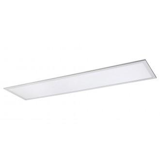 RABALUX 2175 | Damek Rabalux mennyezeti lámpa téglalap 1x LED 4200lm 4000K fehér