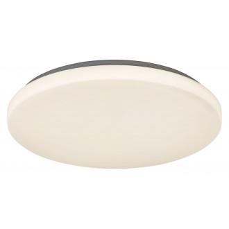 RABALUX 2285 | Rob-RA Rabalux mennyezeti lámpa kerek 1x LED 2600lm 4000K fehér