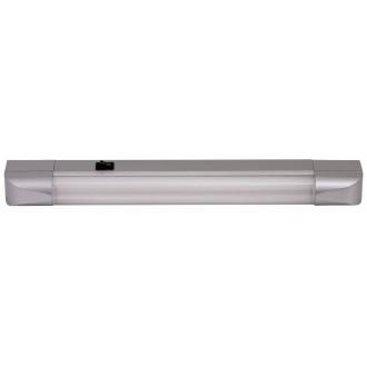 RABALUX 2306 | Band Rabalux pultmegvilágító lámpa kapcsoló 1x G13 / T8 630lm 2700K ezüst