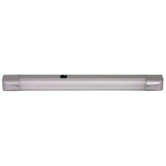 RABALUX 2307 | Band Rabalux pultmegvilágító lámpa kapcsoló 1x G13 / T8 950lm 2700K ezüst