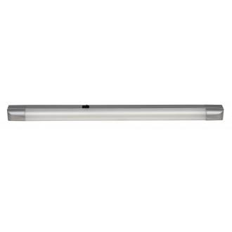 RABALUX 2308 | Band Rabalux pultmegvilágító lámpa kapcsoló 1x G13 / T8 1350lm 2700K ezüst