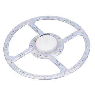 RABALUX 2336 | Rabalux-LM Rabalux LED modul lámpa kerek 1x LED 1600lm 3000K fehér
