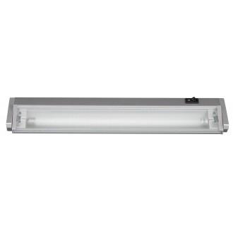 RABALUX 2364 | EasyLight Rabalux pultmegvilágító lámpa kapcsoló elforgatható alkatrészek 1x G5 / T5 480lm 2700K ezüst
