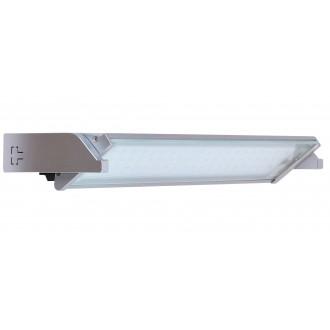 RABALUX 2367 | EasyLed Rabalux pultmegvilágító lámpa kapcsoló elforgatható alkatrészek 1x LED 300lm 3000K ezüst