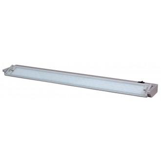RABALUX 2368 | EasyLed Rabalux pultmegvilágító lámpa kapcsoló elforgatható alkatrészek 1x LED 450lm 3000K ezüst