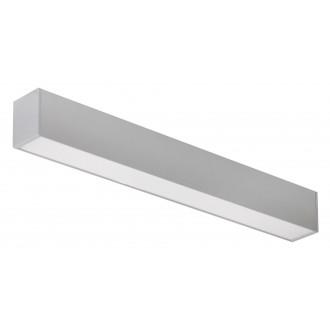 RABALUX 2419 | JoshuaR Rabalux mennyezeti, függeszték lámpa 1x LED 2000lm 4000K ezüst, fehér