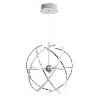 RABALUX 2433 | Alyson Rabalux függeszték lámpa 1x LED 2765lm 3000K króm