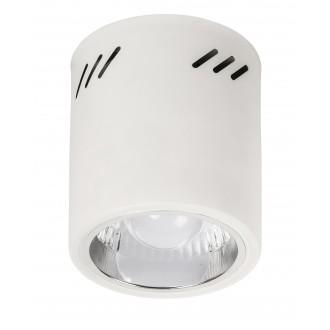 RABALUX 2484 | Donald Rabalux mennyezeti lámpa 1x E27 matt fehér