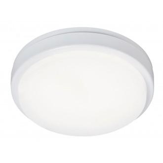 RABALUX 2497 | Loki Rabalux fali, mennyezeti lámpa 1x LED 1100lm 4000K IP54 UV fehér