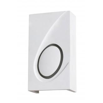 RABALUX 2519 | Gia Rabalux fali lámpa festhető felület 1x E14 fehér