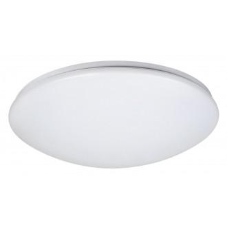 RABALUX 2636 | OllieR Rabalux mennyezeti lámpa távirányító szabályozható fényerő, állítható színhőmérséklet 1x LED 3100lm 2700 <-> 6500K fehér