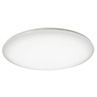 RABALUX 2640 | OllieR Rabalux mennyezeti lámpa távirányító szabályozható fényerő, állítható színhőmérséklet 1x LED 6600lm 2700 <-> 6500K fehér