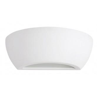 RABALUX 2729 | MathisR Rabalux fali lámpa festhető felület 1x E14 fehér