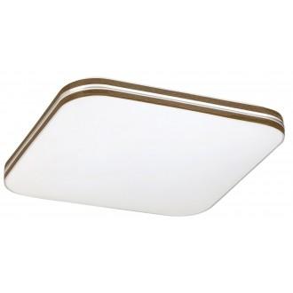 RABALUX 2764 | Oscar-RA Rabalux mennyezeti lámpa 1x LED 1350lm 4000K fehér, dió