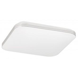 RABALUX 2784 | Oscar-RA Rabalux mennyezeti lámpa 1x LED 1350lm 4000K fehér, króm