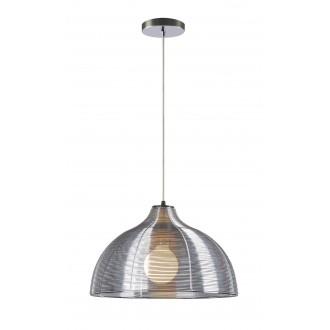 RABALUX 2798 | Oz Rabalux függeszték lámpa 1x E27 ezüst