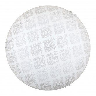 RABALUX 3326 | Fleur-RA Rabalux fali, mennyezeti lámpa kerek 1x LED 1440lm 3000K fehér, minta