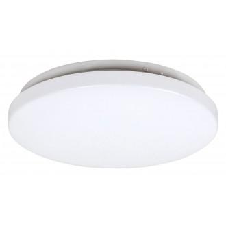 RABALUX 3338 | Rob-RA Rabalux mennyezeti lámpa kerek 1x LED 1400lm 3000K fehér