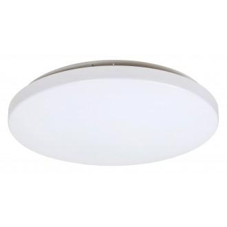 RABALUX 3339 | Rob-RA Rabalux mennyezeti lámpa kerek 1x LED 2100lm 3000K fehér