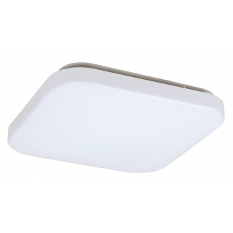 RABALUX 3340 | Rob-RA Rabalux mennyezeti lámpa négyzet 1x LED 1400lm 3000K fehér