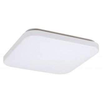 RABALUX 3344 | Rob-RA Rabalux mennyezeti lámpa négyzet 1x LED 2100lm 3000K fehér