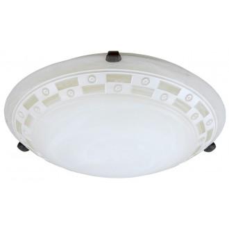 RABALUX 3484 | Tom Rabalux fali, mennyezeti lámpa 2x E27 alabástrom, bronz