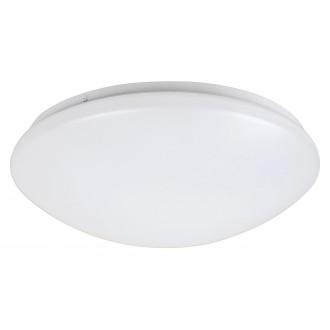 RABALUX 3934 | Igor Rabalux mennyezeti lámpa kerek távirányító szabályozható fényerő, állítható színhőmérséklet, színváltós 1x LED 1150lm 3000 <-> 6500K fehér