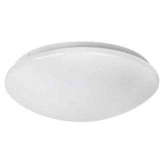 RABALUX 3938 | Lucas Rabalux fali, mennyezeti lámpa kerek 1x LED 1370lm 4000K fehér, csillogó