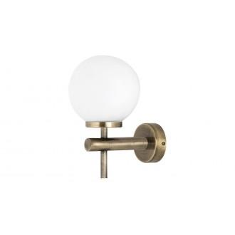 RABALUX 3999 | Avery-RA Rabalux falikar lámpa 1x LED 550lm 3000K IP44 antikolt bronz