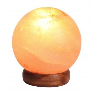 RABALUX 4093 | Ozone Rabalux asztali sólámpa vezeték kapcsoló 1x E14 90lm 2700K barna, natúr