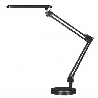 RABALUX 4408 | Colin Rabalux asztali lámpa 50cm kapcsoló elforgatható alkatrészek 1x LED 350lm 4500K fekete