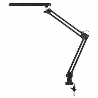 RABALUX 4419 | Raul Rabalux satus lámpa 50cm kapcsoló elforgatható alkatrészek 1x LED 350lm 4500K fekete