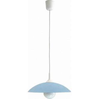 RABALUX 4612   Cupola-range Rabalux függeszték lámpa 1x E27 kék, fehér