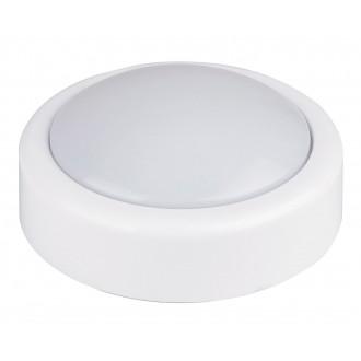 RABALUX 4703 | Push Rabalux fali lámpa kapcsoló 1x LED fehér