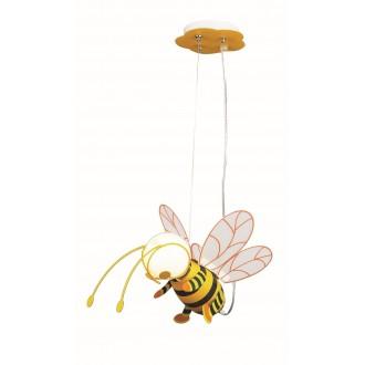 RABALUX 4718 | Bee Rabalux függeszték lámpa 1x E27 többszínű