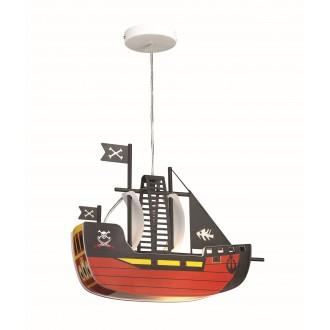 RABALUX 4719 | Ship Rabalux függeszték lámpa 1x E27 többszínű