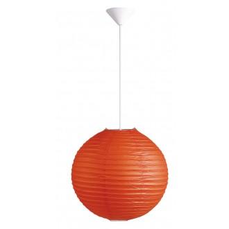 RABALUX 4892 | Rice Rabalux ernyő lámpabúra narancs