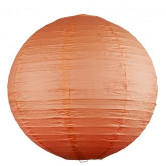 RABALUX 4896 | Rice Rabalux ernyő lámpabúra narancs
