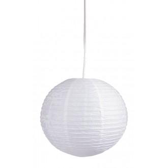 RABALUX 4898 | Rice Rabalux ernyő lámpabúra fehér