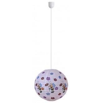 RABALUX 4899 | Sweet-Flower Rabalux ernyő lámpabúra többszínű