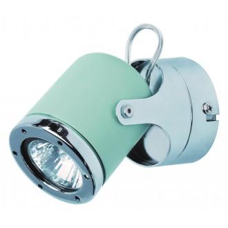 RABALUX 5033 | April-RA Rabalux spot lámpa elforgatható alkatrészek 1x GU10 menta, króm