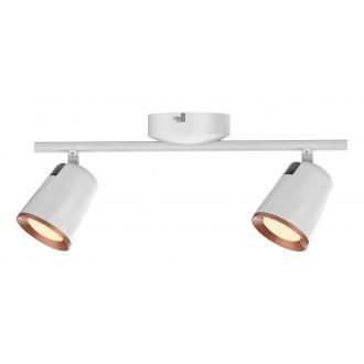 RABALUX 5046 | Solange Rabalux spot lámpa elforgatható alkatrészek 1x LED 760lm 3000K fehér, arany