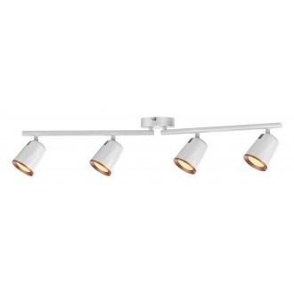 RABALUX 5048 | Solange Rabalux spot lámpa elforgatható alkatrészek 1x LED 1520lm 3000K fehér, arany