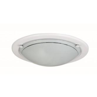 RABALUX 5101 | Ufo3 Rabalux fali, mennyezeti lámpa 1x E27 fehér, opál