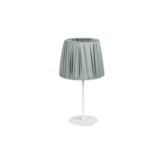 RABALUX 5455 | Pixie-RA Rabalux asztali lámpa 49cm kapcsoló 1x E27 fehér, menta