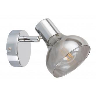 RABALUX 5555 | Holly-RA Rabalux spot lámpa elforgatható alkatrészek 1x E14 króm, füst